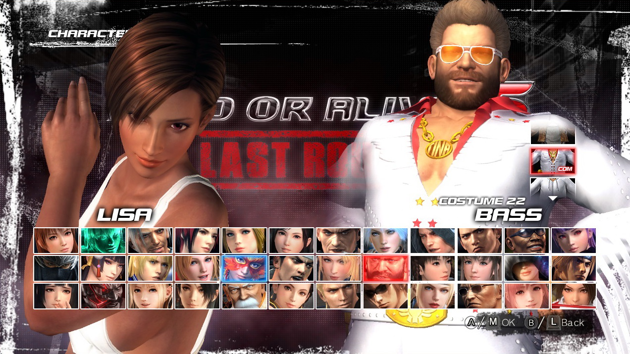 Game Trainers Dead Or Alive 5 Last Round Core Fighters