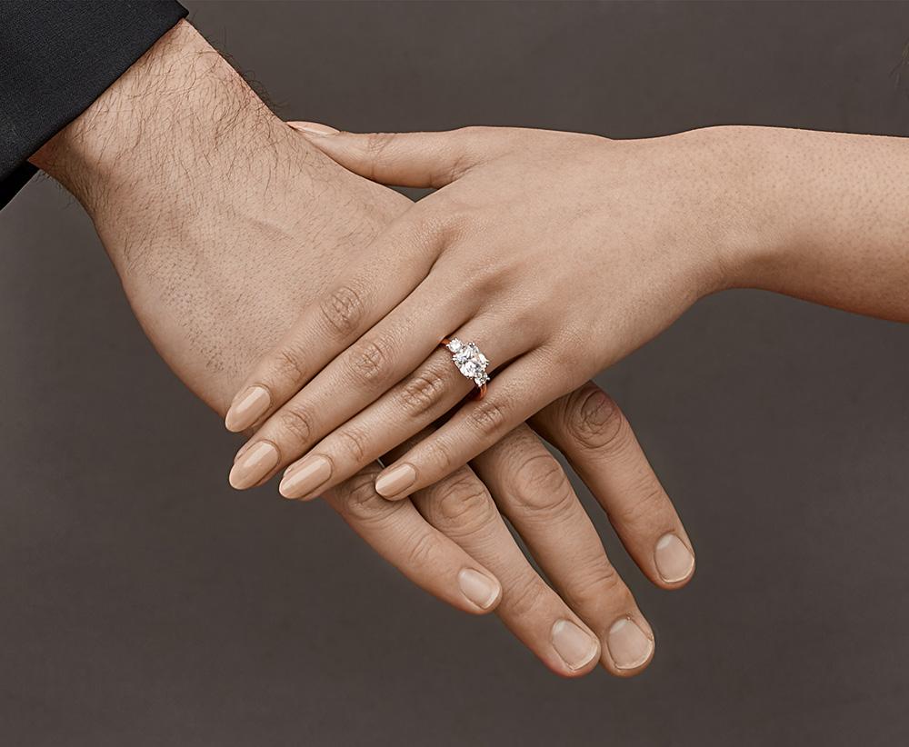 Buckley London Launch Near Identical Meghan Markle Engagement Ring Replica Meghan Maven