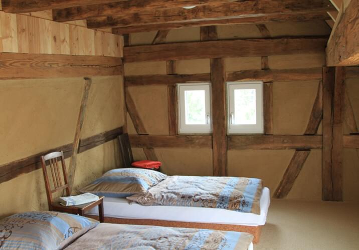 Monteurzimmer: Nur für Wochenendfahrer! - Private Zimmer WILL in