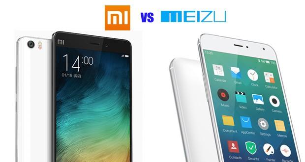 Meizu или Xiaomi - что лучше?