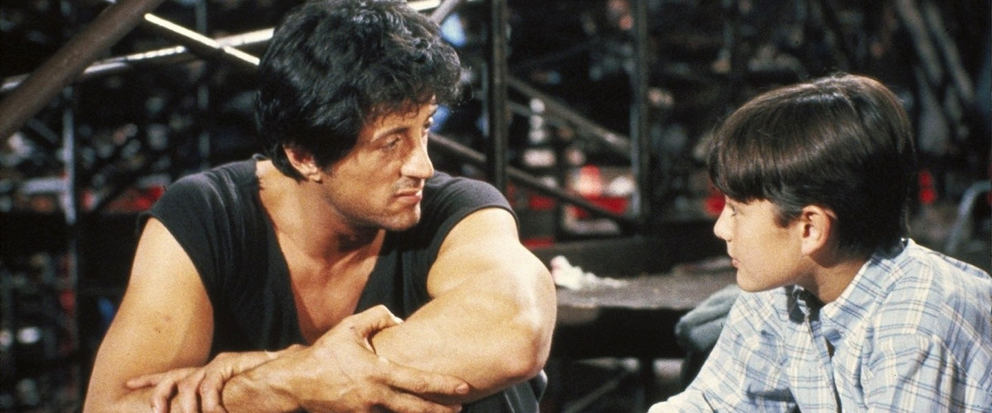 Sylvester Stallone's 1987 Arm-Wrestling Film 'Over the Top ...