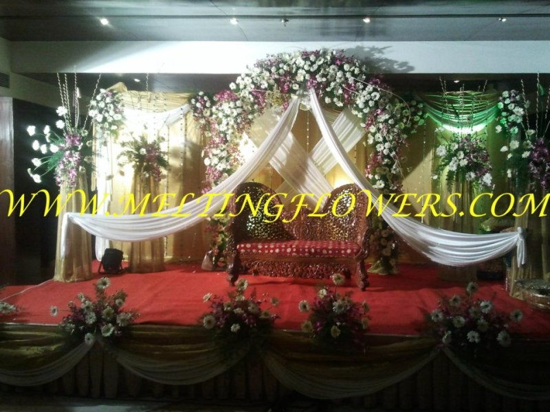 House Decoration Ideas For Engagement Ceremony     Wedding Decoration     Wedding Backdrop Decoration