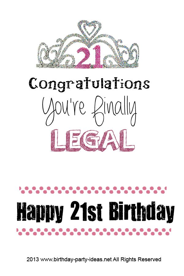 Happy 21st Birthday Meme - Funny Pictures and Images with ...