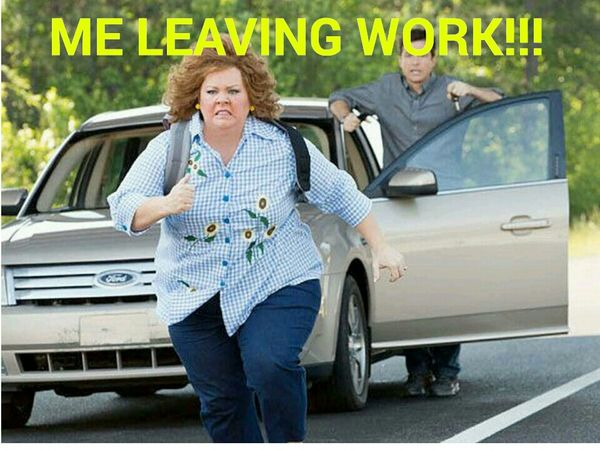 Funny Pictures Leaving Work