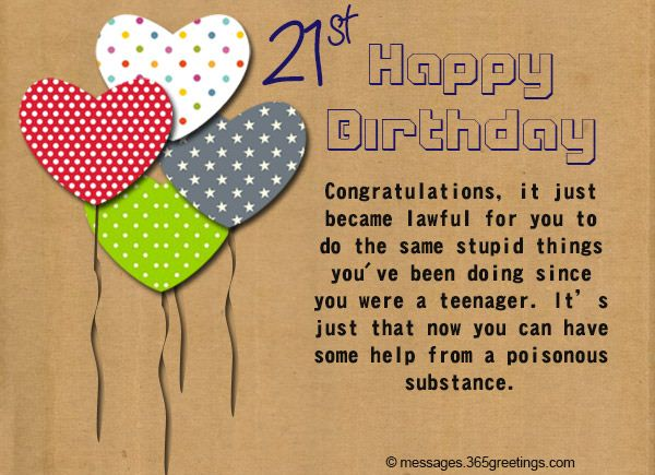 Happy 21st Birthday Meme Funny Pictures And Images With