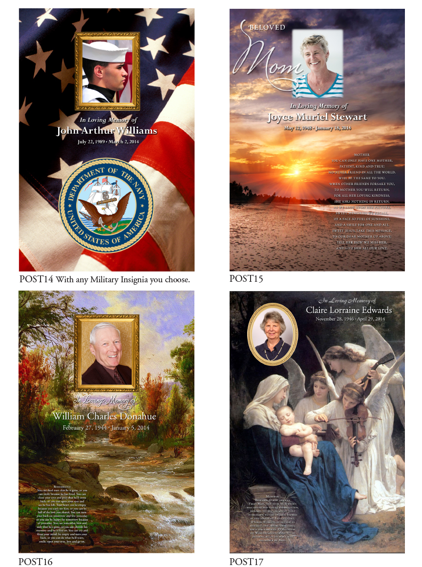 Church Thank Cards You Memorial