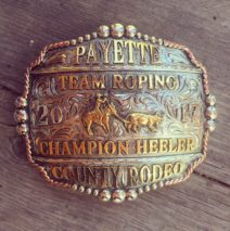Team Roping Champs Memory Ranches