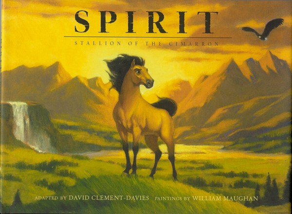 paint spirit stallion of the cimarron # 51