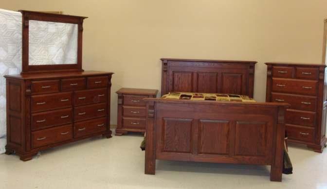 Mennonite Bedroom Furniture