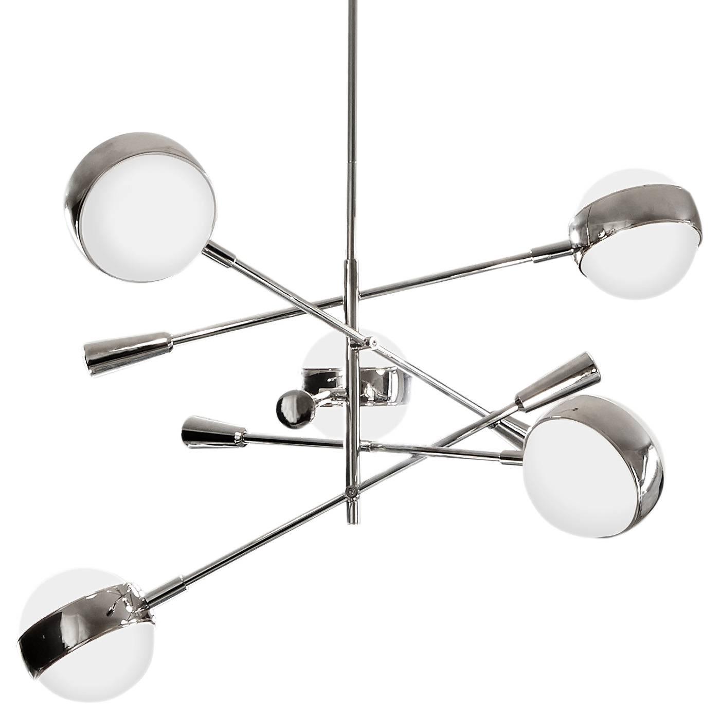 Multi Arm Pendant Light