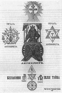 Подложный антисемитский документ