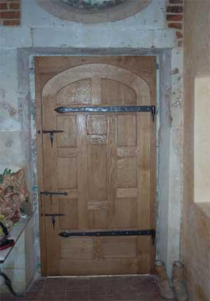 Fabrication Et Pose De Portes D Ext 233 Rieures En Bois Pvc