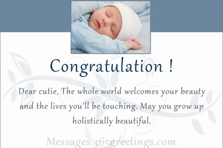 Imgenes de baby birth card messages baby girl greeting messages free congratulations e card on birth of baby boy m4hsunfo