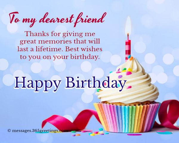 Birthday My Image Happy Friend