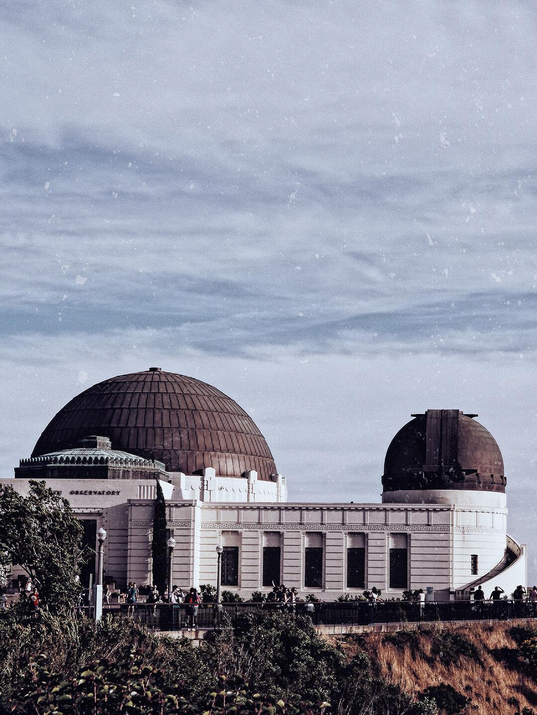 La La Land Griffith Observatory