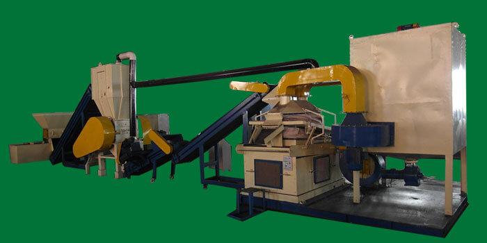 Plant Shredder Machine