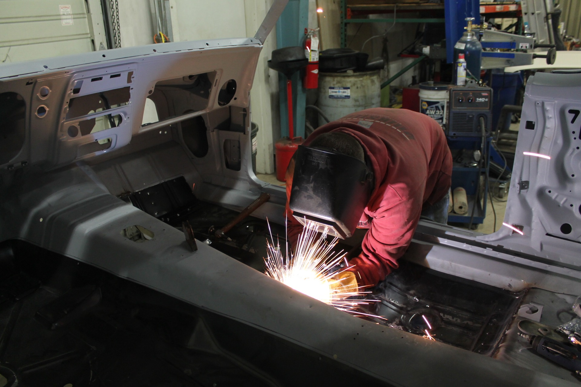 Tools Hand Body Auto Shop