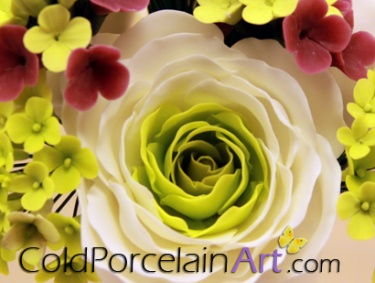 Ranunculus Flowers   ColdPorcelainArt   Made to order   Meylah Ranunculus Flowers   ColdPorcelainArt   Made to order