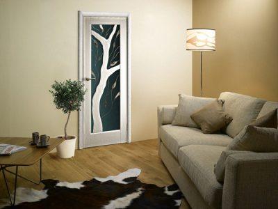 PVC-dörrar