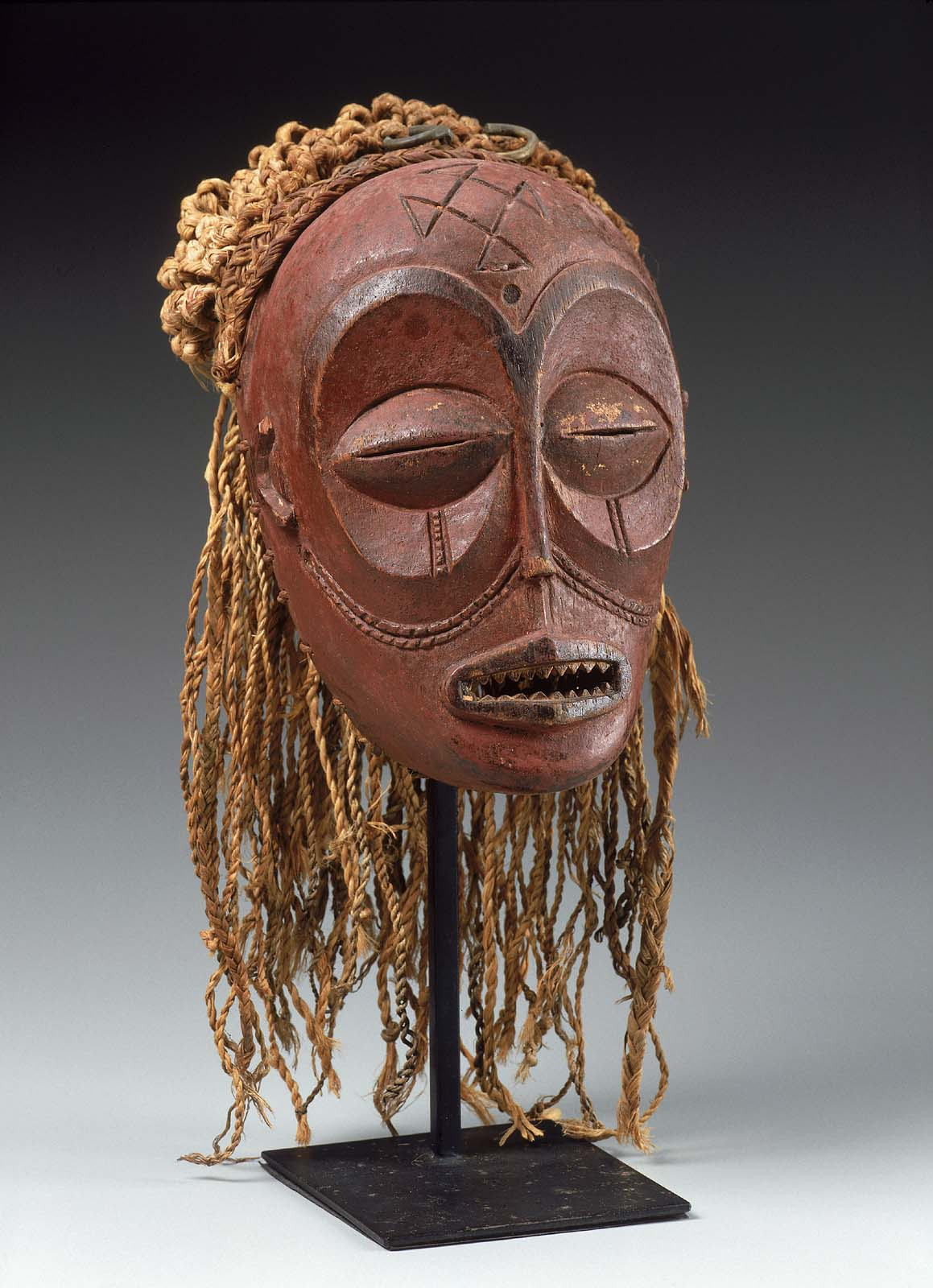Mask Mwana Pwo Museum Of Fine Arts Boston