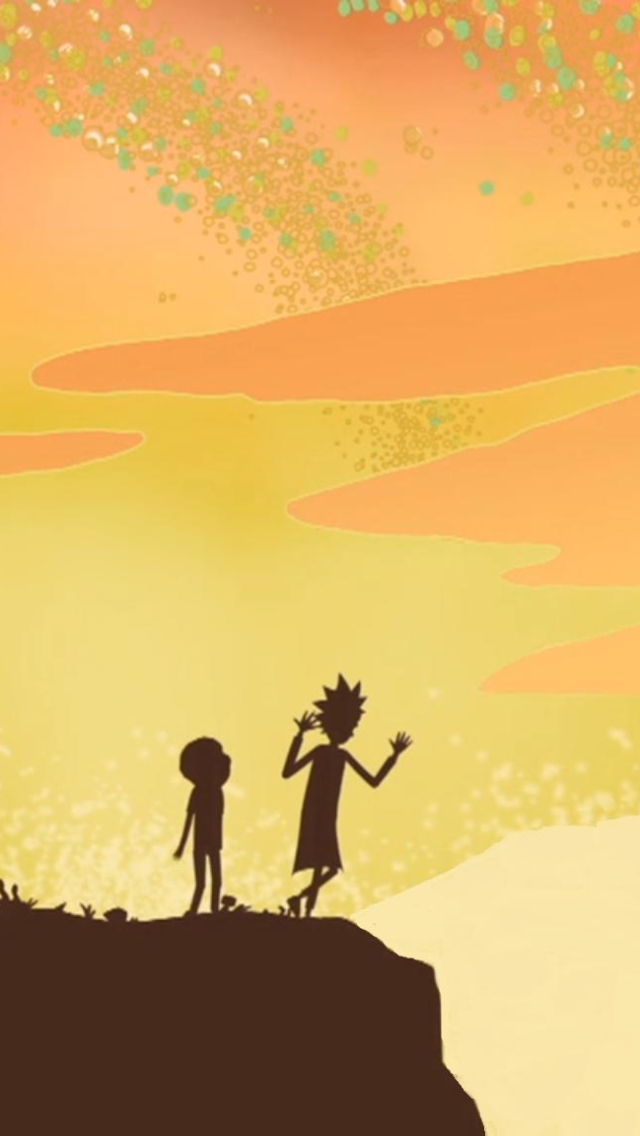 26 Rick And Morty Apple iPhone 5  640x1136  Wallpapers   Mobile Abyss Mobile Wallpaper 643032