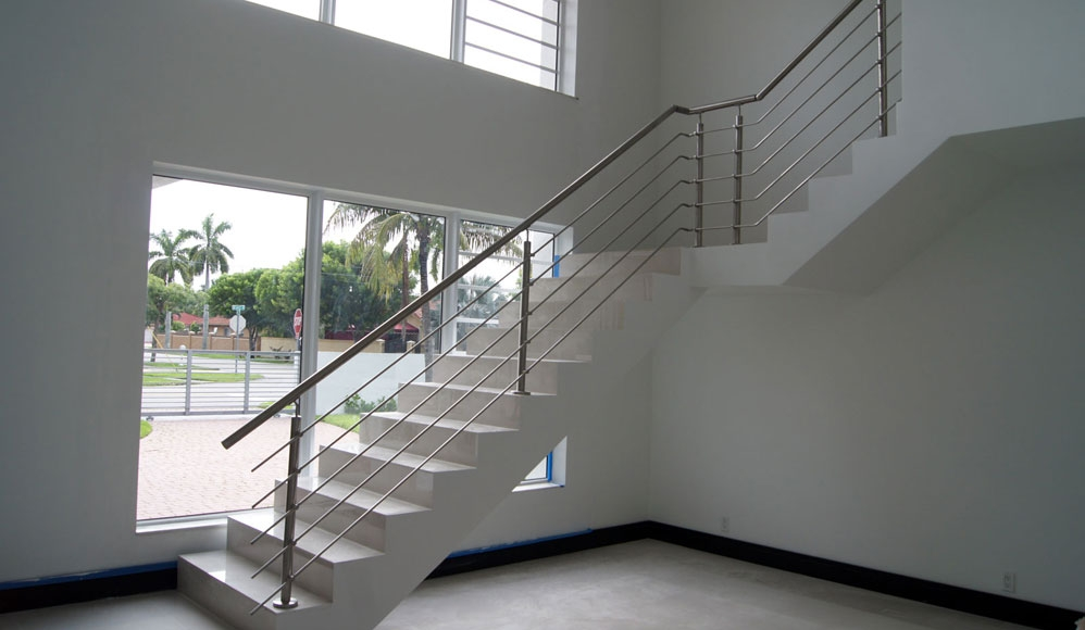 Stairs Glass Railings Stainless Railings Wood Railings | Staircase Handrail Glass Designs | Frosted Glass | Curved | Glass Baluster | Glass Painting | Glass Etching