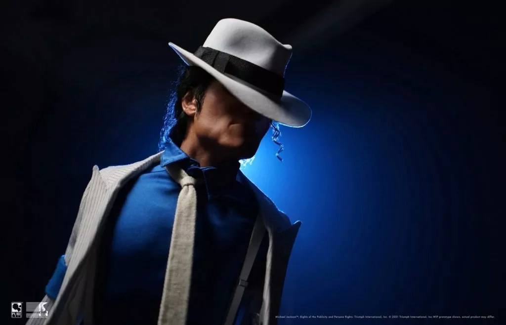 MICHAEL JACKSON <span>SMOOTH CRIMINAL</span> 1:3 STATUE