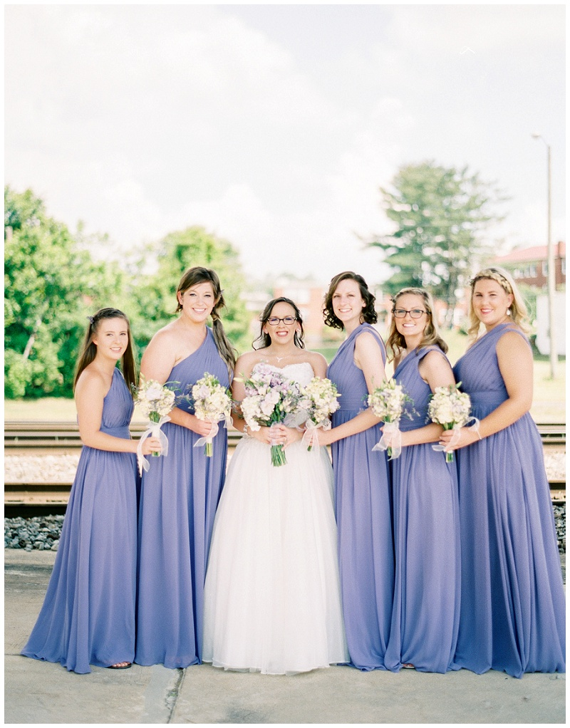 Bristol Train Station Wedding East Tennessee Wedding Photography By Michelle Lea Photographie