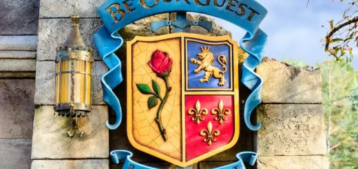 Be Our Guest Restaurant at Walt Disney World