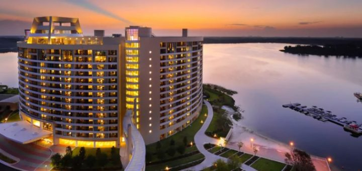 Five Reasons To Stay At Disney S Contemporary Resort