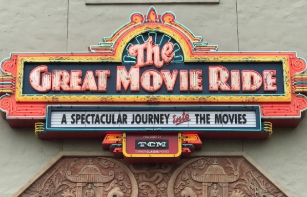 The Great Movie Ride at Hollywood Studios