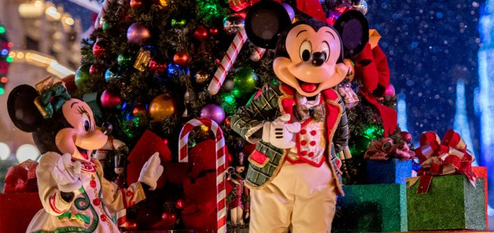 Disney Christmas Pictures.Tips For Dealing With Christmas Crowds At Disney
