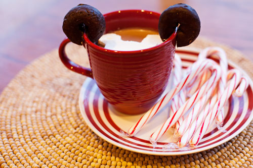 Disney hot chocolate