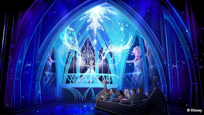 Frozen Ever After FassPass