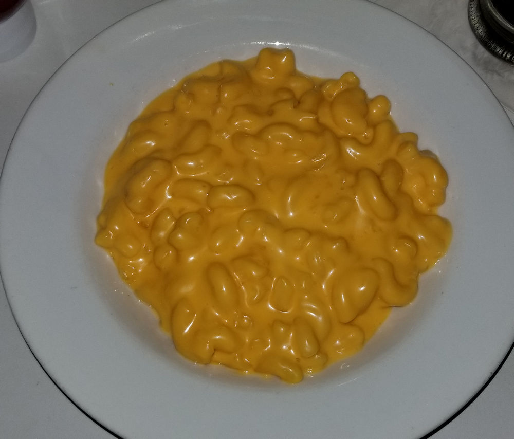 Disney Mac and Cheese