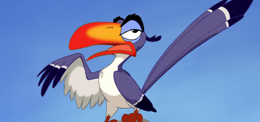 Zazu Lion King