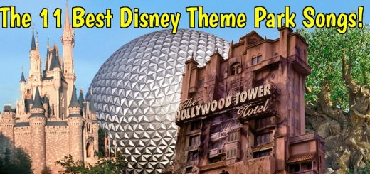 Best Disney Theme Park Songs