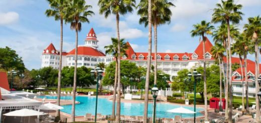 Grand Floridian Club Level