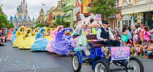 Easter in Magic Kingdom