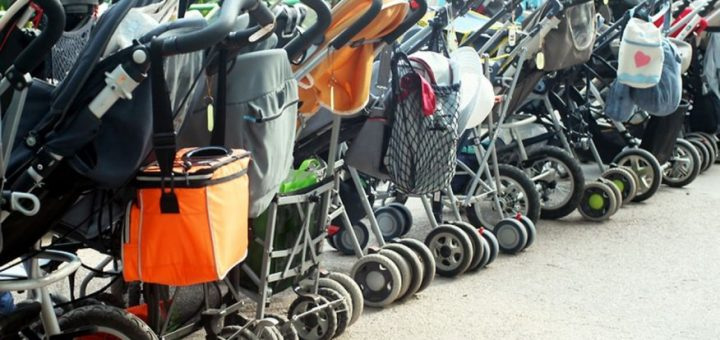 Strollers at Walt Disney World - Pros and Cons of Renting, Buying