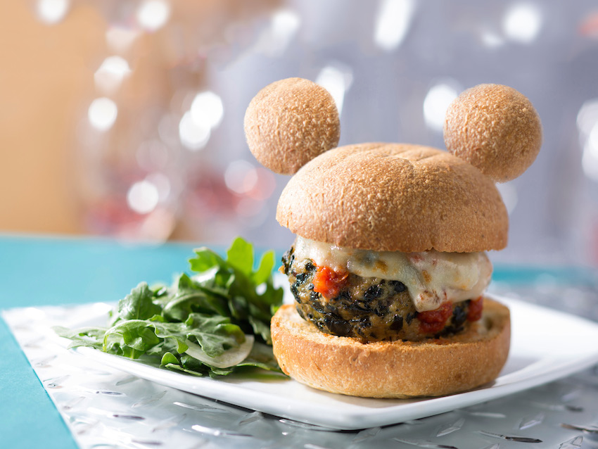 Best burgers in Disney
