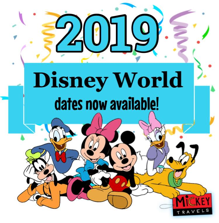 2019 Disney Vacation Packages for Walt Disney World - MickeyBlog com
