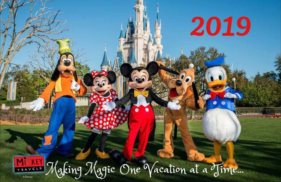 2019 Disney Vacation Packages For Walt Disney World