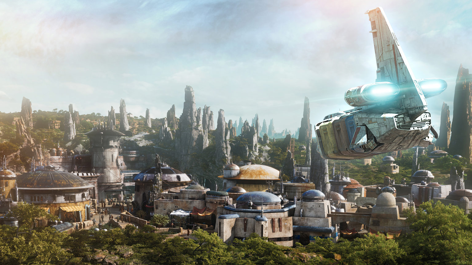 Batuu - Star Wars: Galaxy's Edge