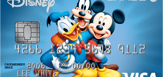 Disney credit card