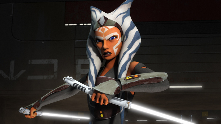 Ahsoka Tano, Star Wars Rebels