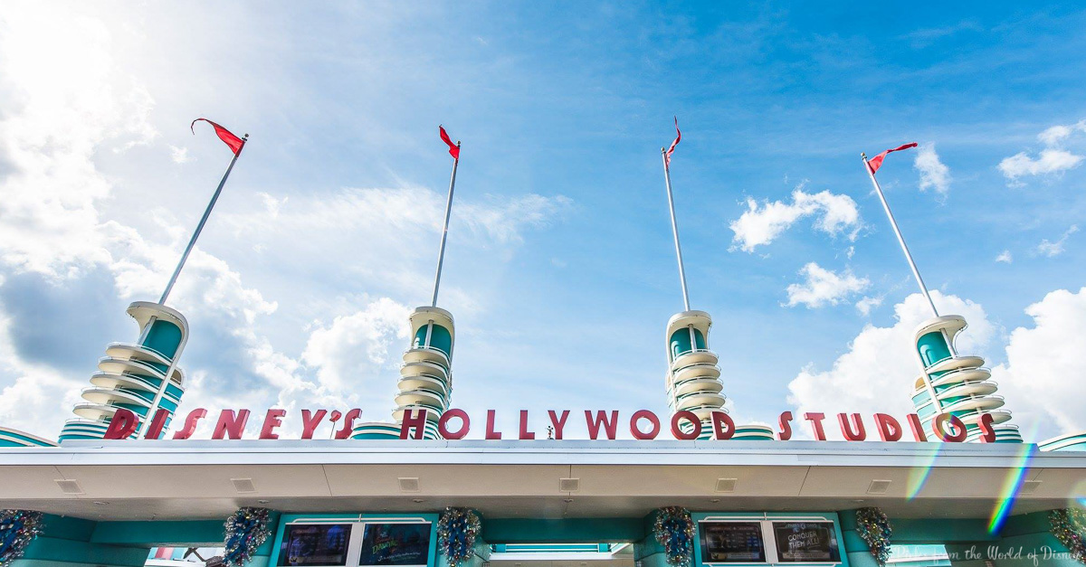 Disney's Hollywood Studios attractions