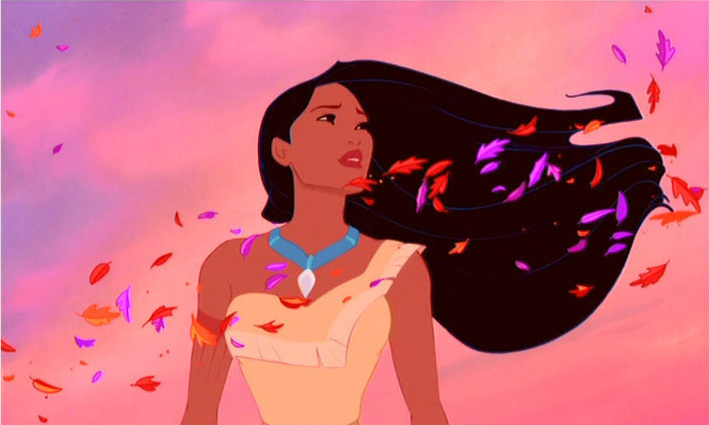 Pocohontas Disney Film
