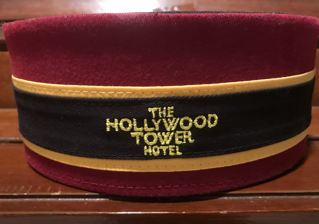 Tower of Terror hat