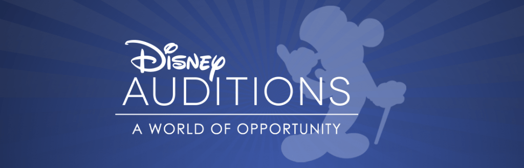 Step By Step Guide to Nailing Your Disney Audition
